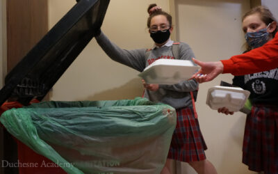 Earth Day: Duchesne living and learning sustainably daily