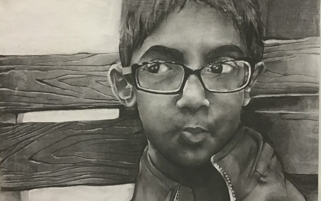 Duchesne Student Recognized in Congressional Art Competition