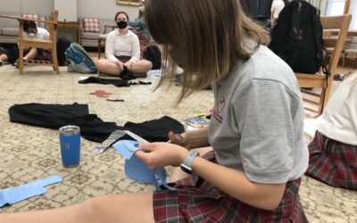 Duchesne Students Find Joy in Service and Faith